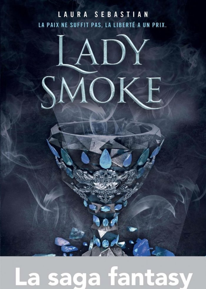 Ash princess t.2 Lady Smoke