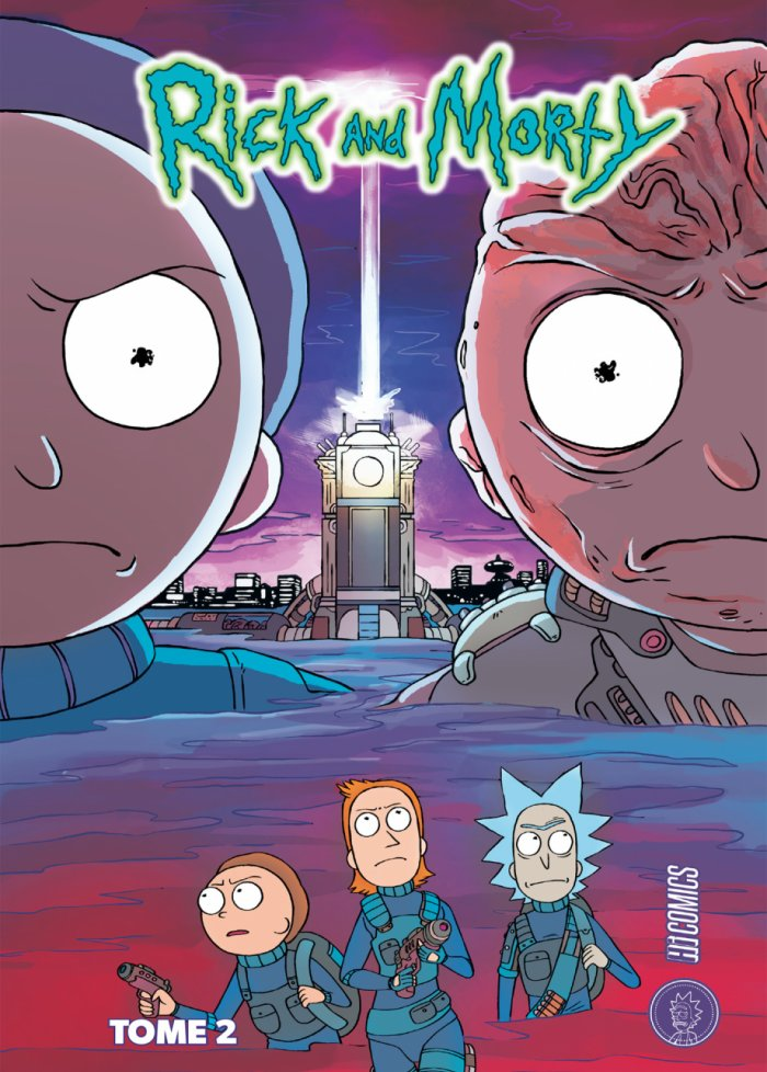 Rick and Morty t.2