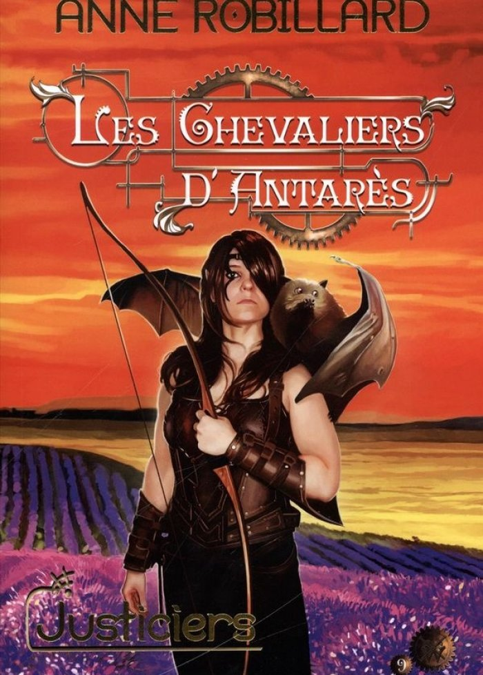 Chevaliers d'Antares t.9 Justiciers