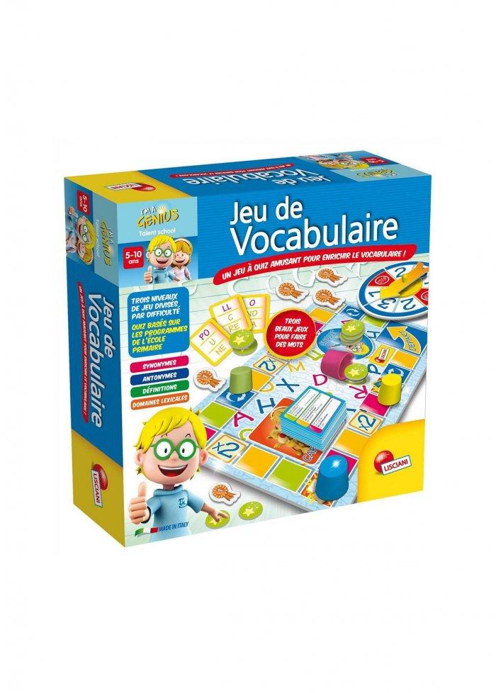 f585dd41f4a Librairie du Portage - I m a genius   jeu de vocabulaire